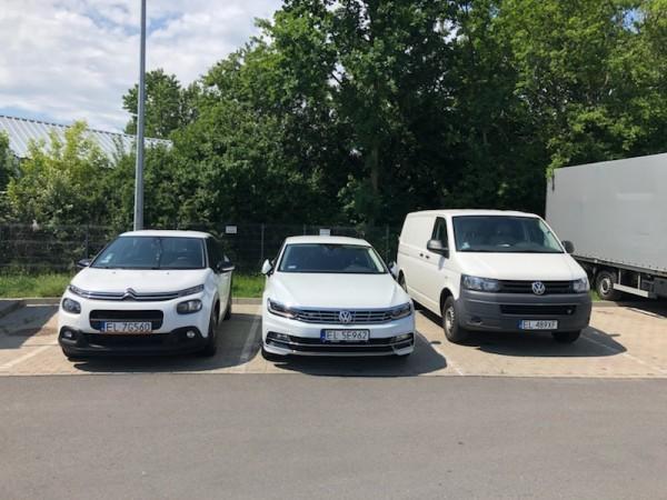 samochody osobowe dostawcze